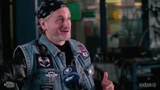 Johannes Schlüter und der Motorradlärm