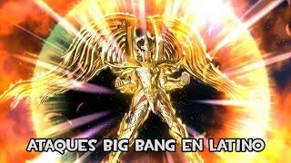 Saint Seiya Soldiers Soul: Todos los ataques Big Bang en Español Latino