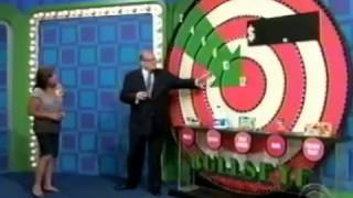 Additional playing of Bullseye -- The Price is Right (Carey)