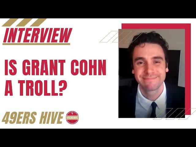 Is Grant Cohn a Troll?