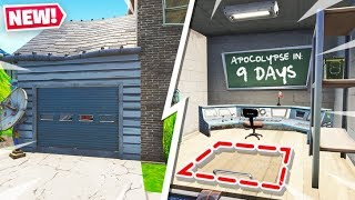 Secret Bunker FOUND in Fortnite! Secret Changes Update!