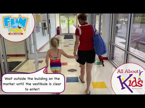 Swim procedures after Covid for All About Kids Oldham County