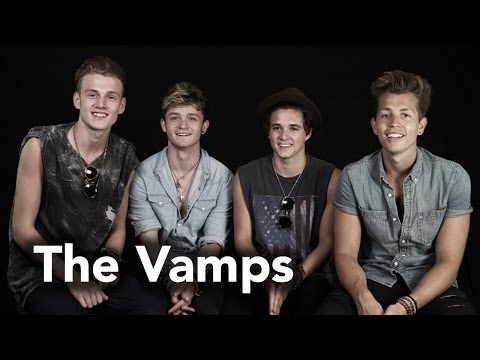 Thumbnail: The Vamps - Dramatic Fan Fiction Reading - Episode 1