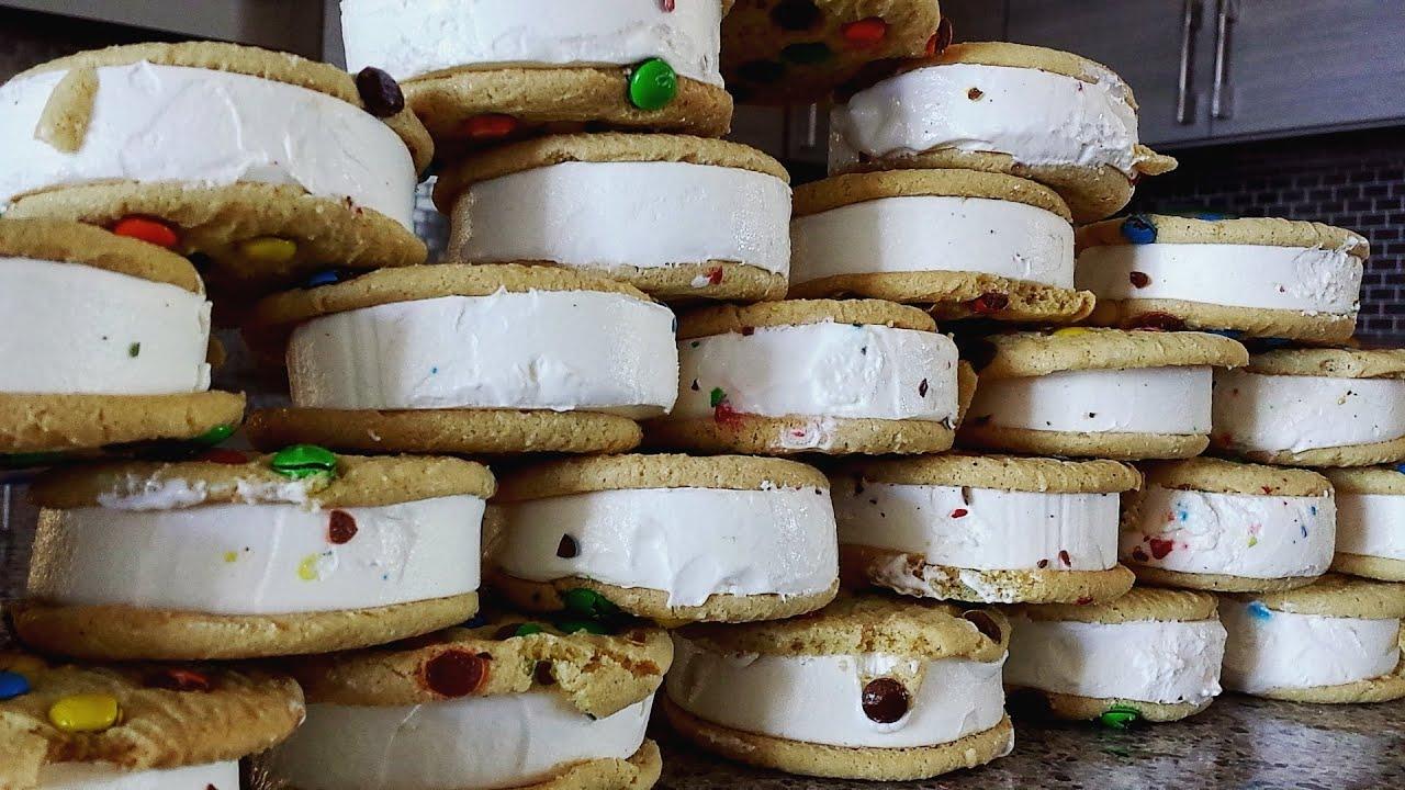 25 M M Ice Cream Sandwiches 6 000 Calories