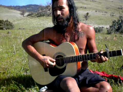 Nahko - Manifesto prt1 - Atop Indian Memorial - Ashland, OR