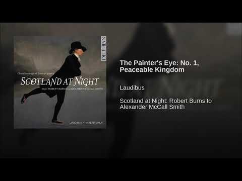 The Painter's Eye: No. 1, Peaceable Kingdom