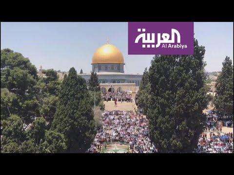 مساعي أميركية لاتفاق سلام فلسطيني إسرائيلي  - نشر قبل 9 ساعة