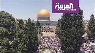 مساعي أميركية لاتفاق سلام فلسطيني إسرائيلي