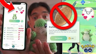 How To Get Max Happiness (Excited) WITHOUT POFFIN in Pokémon GO! (Buddy Adventure Update)