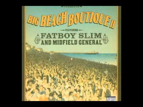 Mint Royale - Sexiest Man in Jamaica [ Fatboy Slim and Midfield General - Big Beach Boutique II ]