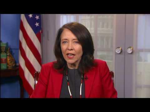 Senator Maria Cantwell (WA) Supports Welcome Inclusion (WIN)