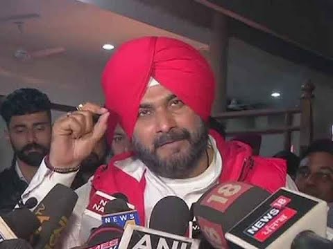 Pulwama attack: Sidhu again refuses to condemn Pakistan, asks who released Masood Azhar in 1999?