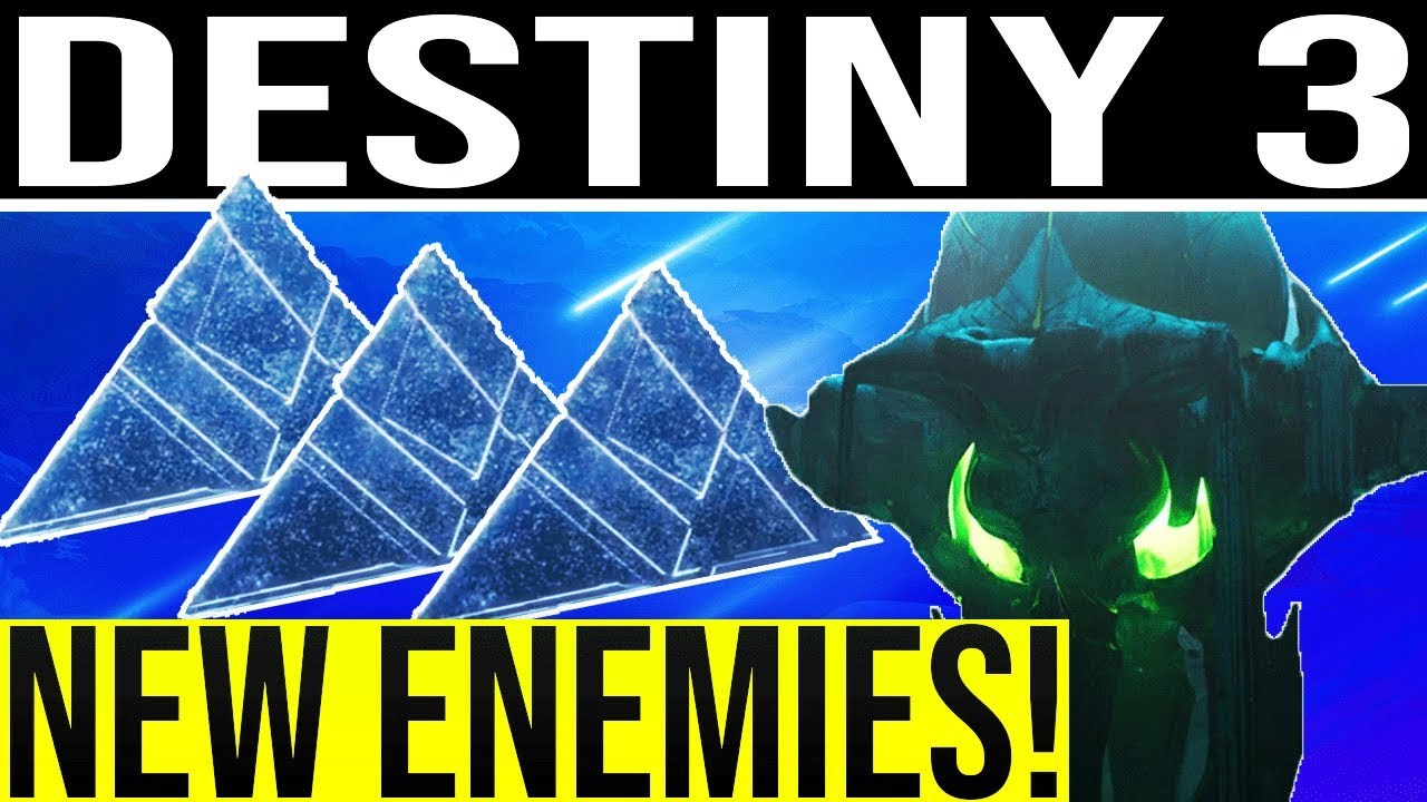 Destiny 3 Leaks Bungie Teases New Enemies The Coming War With The Darkness The Veil