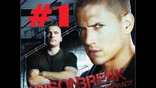 Prison Break The Conspiracy Walktrought Part 1 Gameplay XBOX 360 PS 3 PC