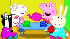 Peppa Pig Official Channel | Peppa Plays with Friends