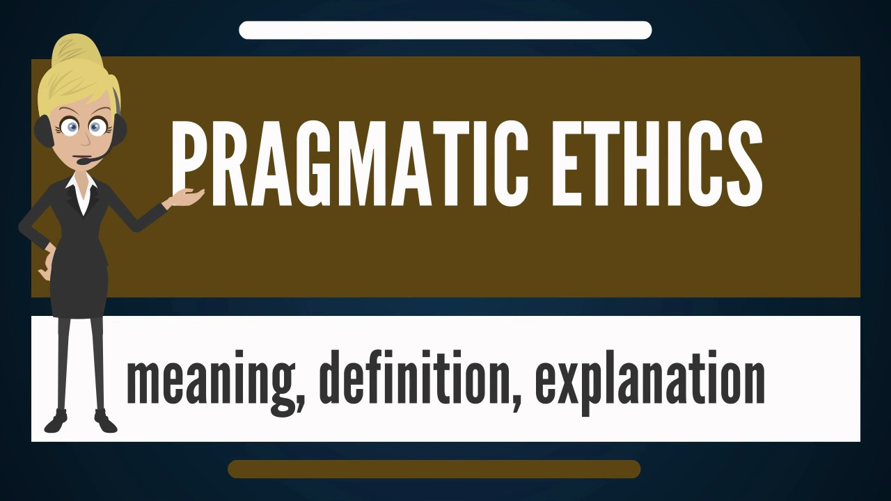 What Does Pragmatic Mean In English