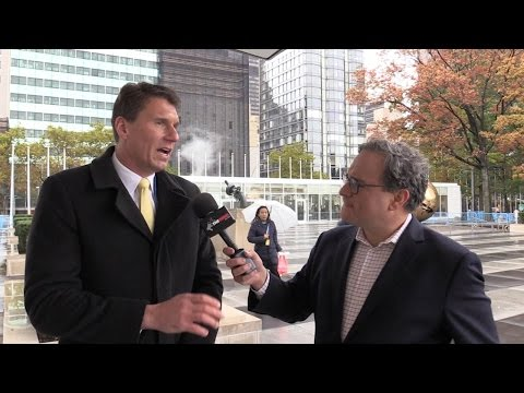 """Cory Bernardi: UN delegates """"feel almost bullied into complying"""" with resolutions"""