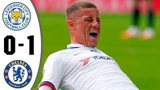 Leicester City Vs Chelsea | Key Moments | Quarter-finals | Emirates Fa Cup 2019/20 Hd