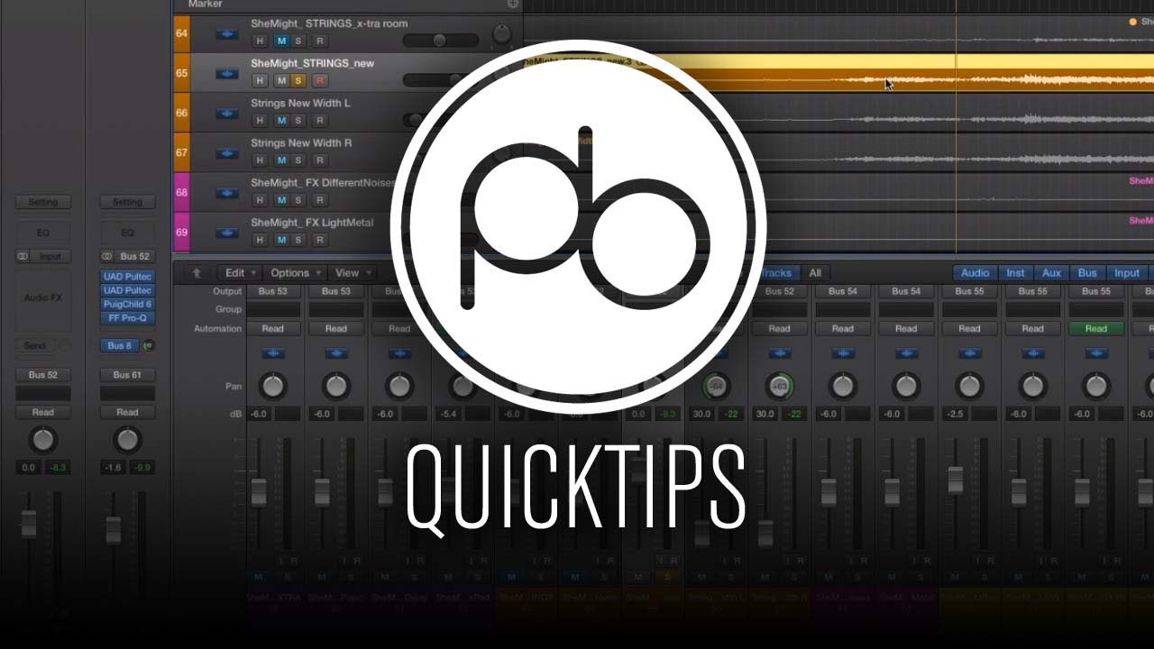Logic Pro X Quick Tip: Adding Width to Strings and Pads