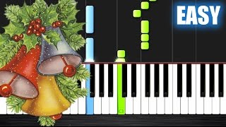 Twelve Days of Christmas - EASY Piano Tutorial by Peter PlutaX