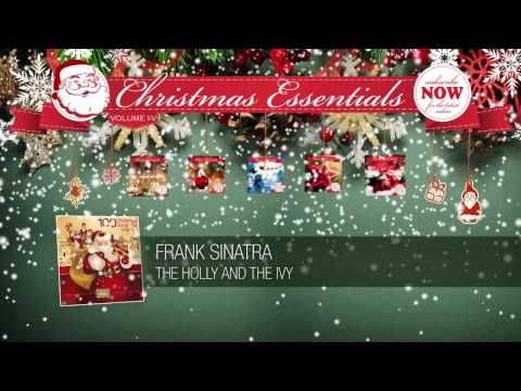 Frank Sinatra - The Holly And The Ivy (1957) // Christmas Essentials