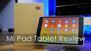 Mi Pad Android Tablet Review in 4K with Pros & Cons