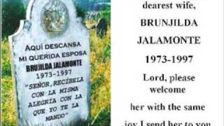 Mexican grave stones...The honesty is unique & funny (No disrespect to the deceased intended)