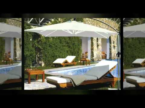 Muebles de jardin casa nu ez jardin youtube for Muebles de jardin casa
