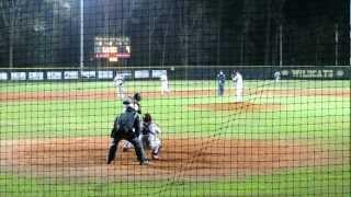 Short version Josh Andrews baseball Lightning Game 02/22/2012