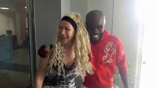 Chief Imo And The Igbo Onye Ocha. White Woman - Chief Imo Comedy