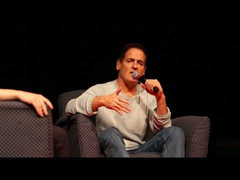 Mark Cuban at Whitney Young   Chicago.SunTimes.com