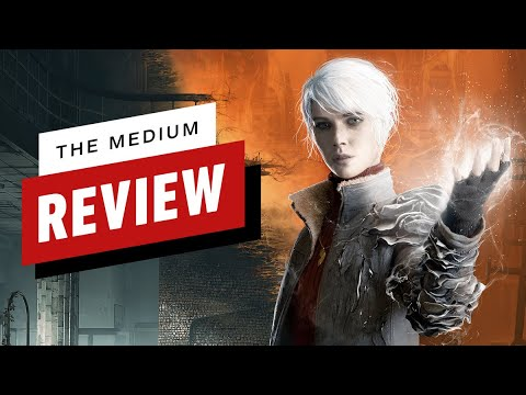 The Medium Review - IGN