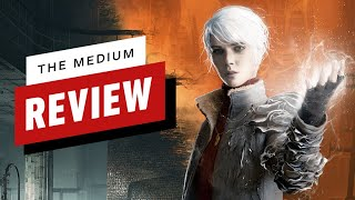 The Medium Review (Video Game Video Review)
