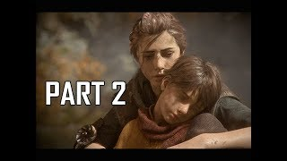 A Plague Tale Innocence Walkthrough Part 2 - Raven's Spoils (Gameplay Commentary)