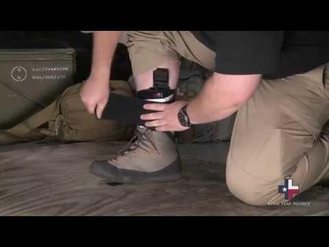 TMS Ankle Med Kit - EDC Medical Equipment