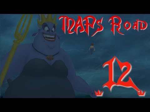 MAP\'s Road To Kingdom Hearts 3 - Part 12 (A VERY Long Swim In ...