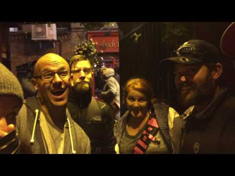 Dublin, Ireland - October 5-6, 2015 (raw footage)