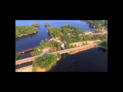 Bala Falls Ontario Canada