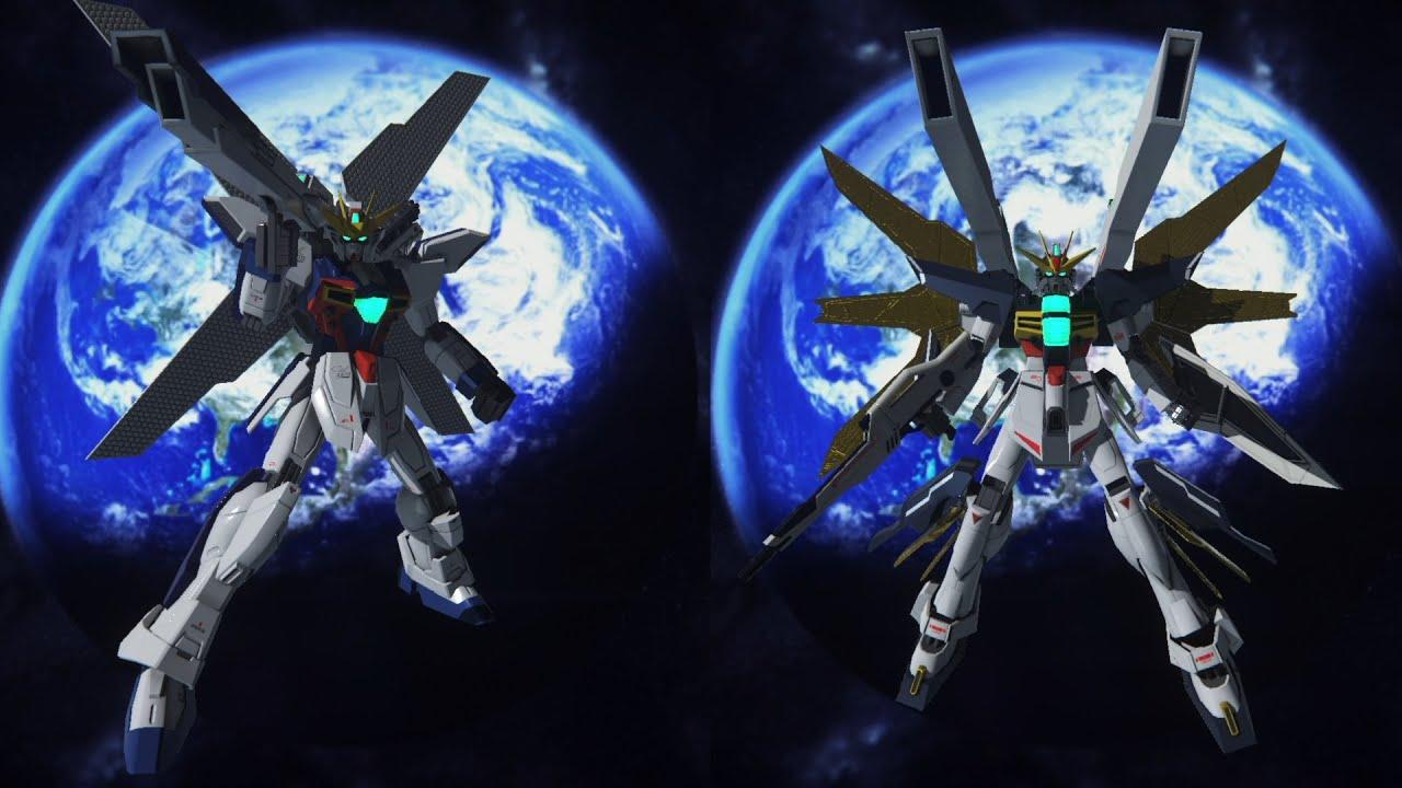Gundam Breaker 3 高達破壞者3 part59 高達X 高達DX - YouTube
