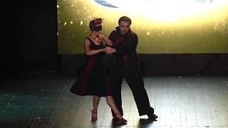 Aytunç Bentürk D.A yıl sonu Gösterileri 2017 Tango Öğrenci show 2
