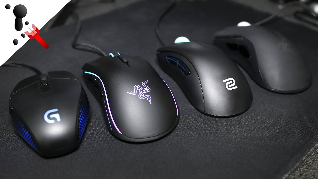 With the ec2, zowie enters the second round in the race to win gamers' favor. The mouse is ergonomically designed for right-handed gamers and has received.