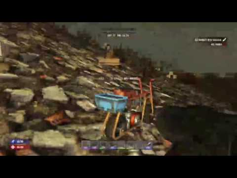 7 Days to Die How to find High Deposits Nitrate/iron/lead/coal location for Xbox1 and PS4