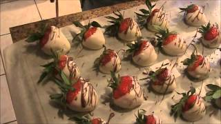 Chocolate Covered Strawberries. Thumbnail