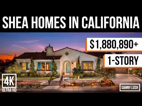 New Construction California Home for Sale in Yorba Linda by Shea Homes