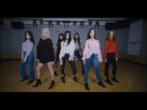 "CLC (씨엘씨) - ""No""[DANCE PRACTICE MIRRORED]"