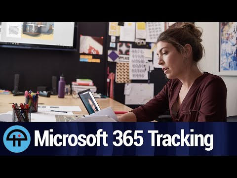 Tracking Employees with Microsoft 365