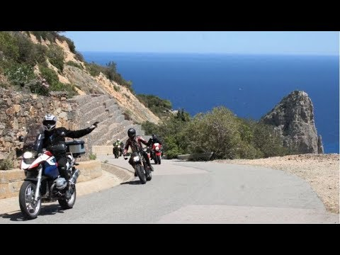 ein Bikertraum - Cruisen auf Sardinien mit SARDA MOTO TOURS