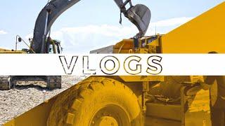 JALTEST VLOG | Jaltest OHW: Breve demostración de maquinaria de construcción (Caterpillar)