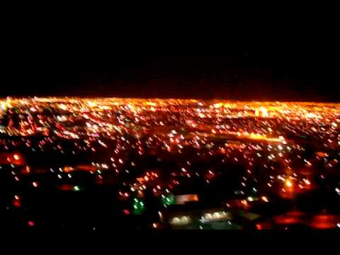 El Paso, Texas at Night