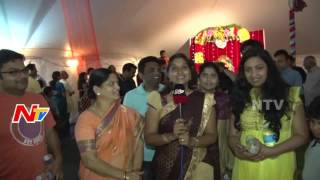 Celebrations of Ganesh Chaturthi in Chicago US News NTV